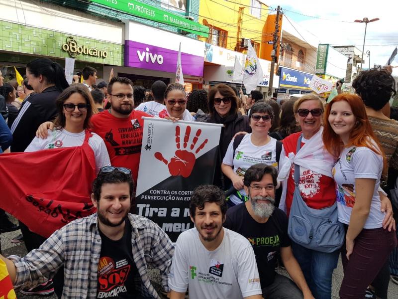 #15M: Dia Nacional de Luta da Educação | Sapucaia do Sul