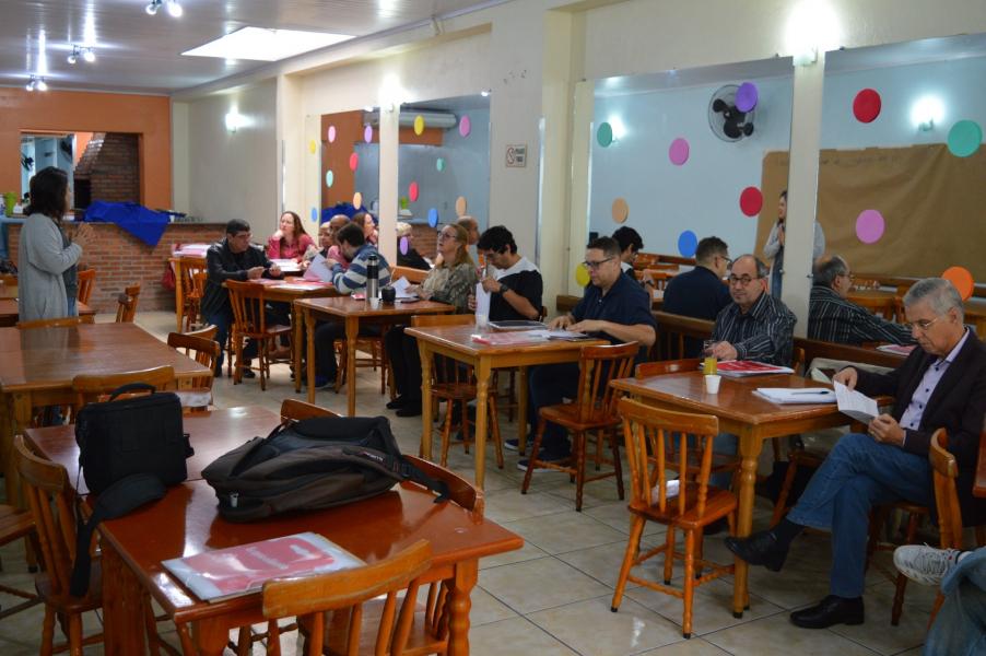 Seminário de Planejamento de Gestão ed. Pelotas
