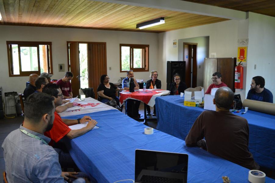 Seminário de Planejamento de Gestão ed. Sapucaia do Sul