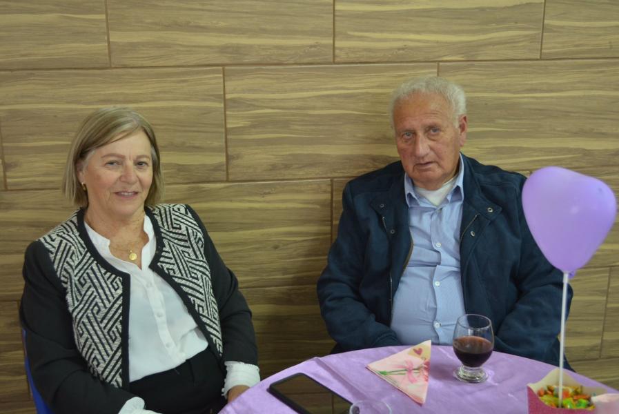 Almoço dos aposentados(as) do Sinasefe-IFSul - Outubro de 2019